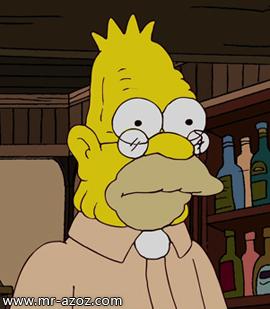 ابراهام سيمبسون - Abraham Simpson