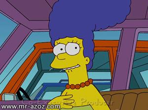 مارج سيمبسون - Marge Simpson
