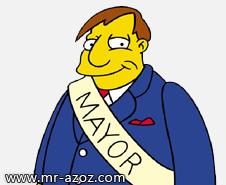 العمدة - Mayor