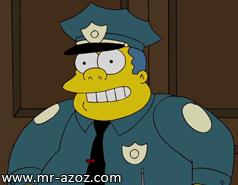 الضابط ويقم - Wiggum