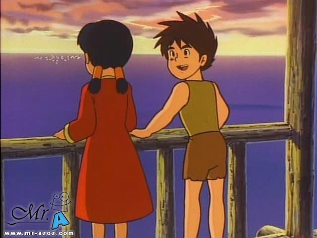 عدنان ولينا Conan, boy of the future - اضغط على الصورة لرؤيتها بحجمها الطبيعي