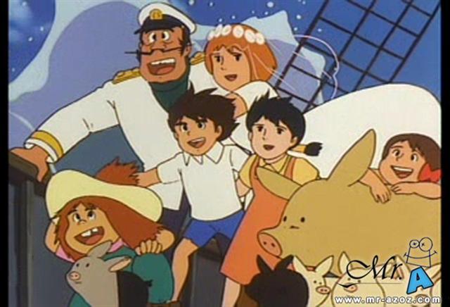 صورة جماعية لأبطال المسلسل - اضغط على الصورة لرؤيتها بحجمها الطبيعي