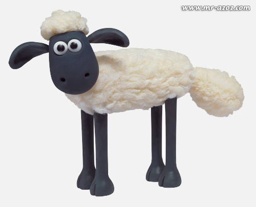شون الخروف - shaun the sheep